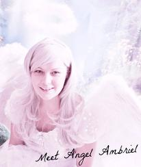 Meet our Angel Ambriel at Angels Gathering MBS Fair
