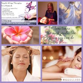 Angelic Wings Therapies at Cedar Court Hotel Huddersfield MBS Fair
