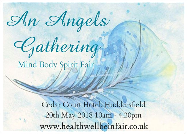 An Angels Gathering MBS Fair 20th May 2018 Huddersfield