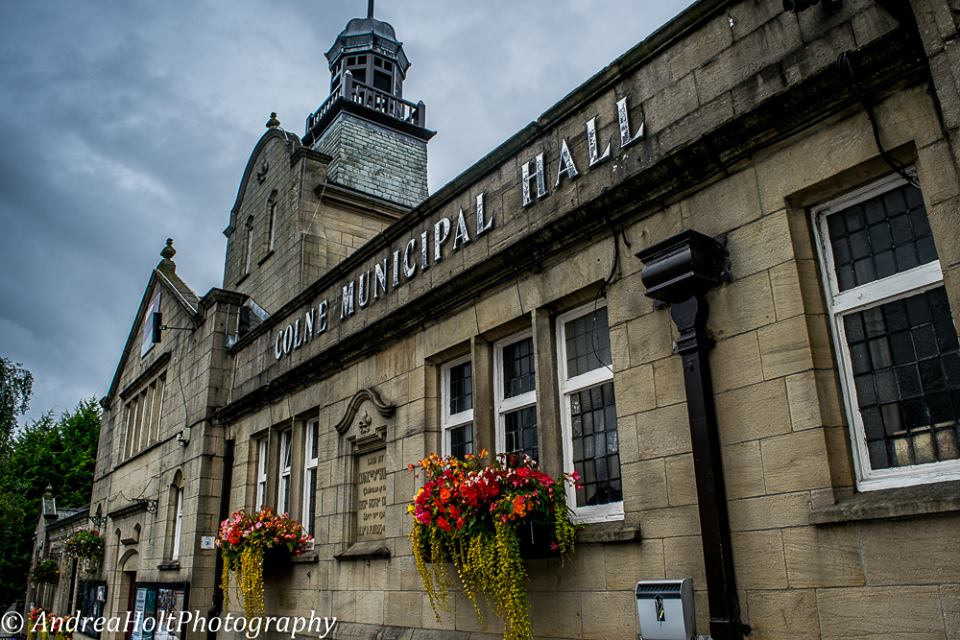Our Venue for Festival of Spirit 2018 and 2019 The Muni, Colne, Lancashire